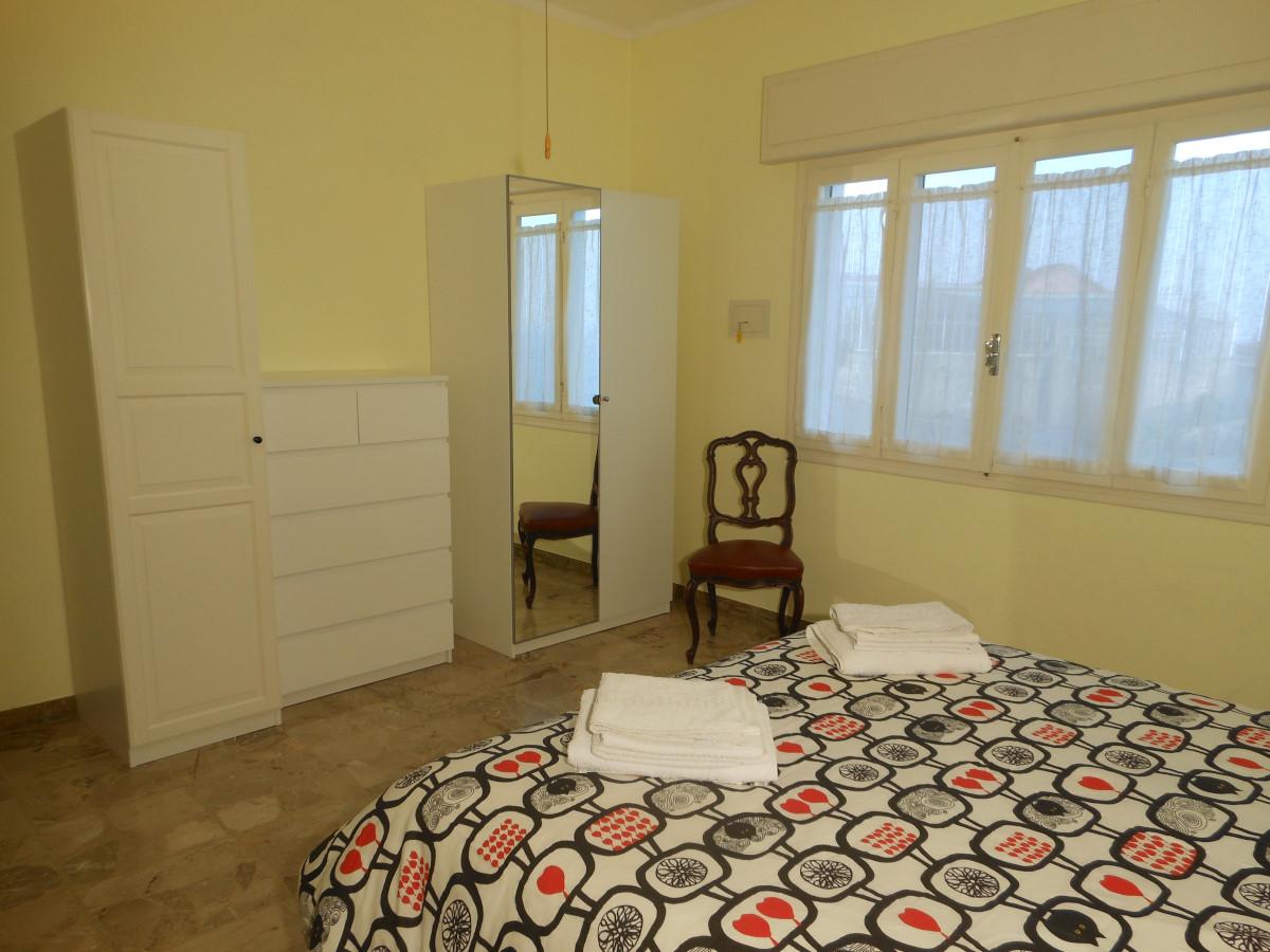 Camera da letto matrimoniale appartamento Ca' Stella
